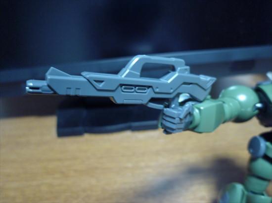 HGBFハイモックのライフル