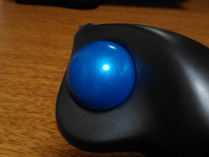 m570tのボール部分