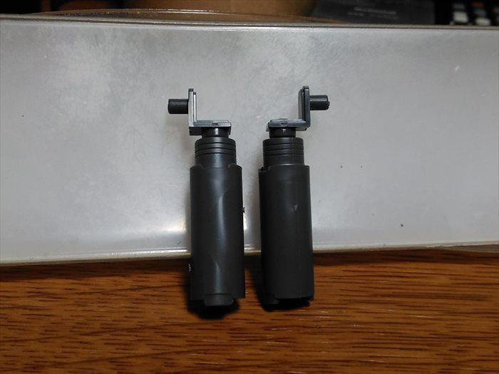 2本並んだプロペラタンク丸