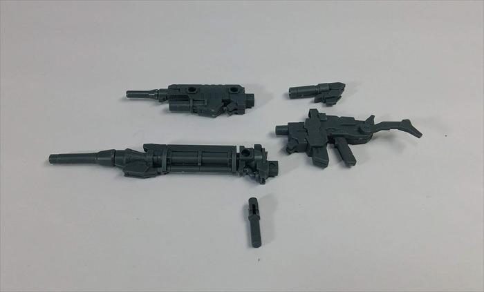 アルト用オプションウェポン1の射撃武装