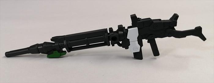 アルト用オプションウェポン1のスナイパーライフル