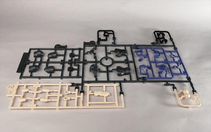 30MSオプションボディパーツタイプG01カラーAのランナーA